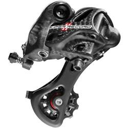 Campagnolo Bicycle Cycle Bike Super Record Ho 11x Rear Mech Carbon