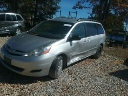 Driver Left Front Door Glass Without Privacy Tint Fits 04-10 Sienna 668099