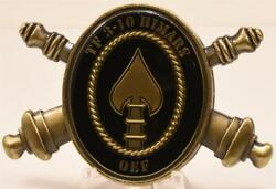 Jsoc Sfod-d Cag Delta Isa Task Force Tf 3-10 Himars Oef Challenge Coin 121st Fa
