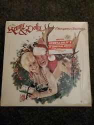 Dolly Parton And Kenny Rogers - Once Upon A Christmas 1984 Vinyl And Lp