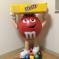 M And M's Big Store Display Figure Merchandise Rare From Japan Free Shipping