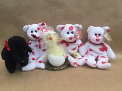 Vintage Plush Ty Toy Bear Poodle Hatchling Chick: Valentines Easter Canada