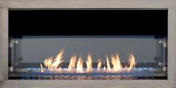 48 Superior Vre 4648 Vent Free Outdoor Linear Fireplace Modern Style