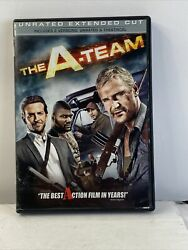 The A-team Dvd Unrated Directors Cut