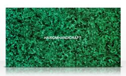 Marble Dining Table Top Real Malachite Stone Mosaic Inlaid Home Decorative H2048