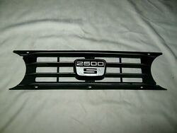 A Vintage 1970and039s Triumph 2500 S Plastic Front Grill Centre With Badge