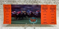 1994 Breeders Cup Full Unused Admission Ticket Churchill Downs Home Of Ky Derby