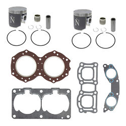 Namura Top End Repair Kit Some 1994-2004 For Yamaha 700 Std Bore 81mm See List
