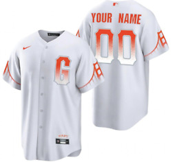 San Francisco Giants On-field Stitched Jersey - Over 700 Sold -custom Or Current