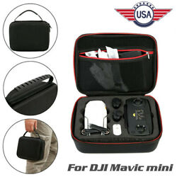 Dji Mavic Mini Travel Bag Protective Carry Carrying Hard Case Cover For Rc Drone