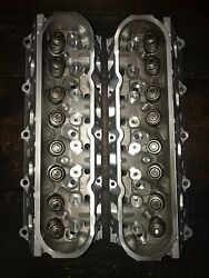 Chevy 6.0/6.2 Rebuilt Cylinder Heads 823 Casting
