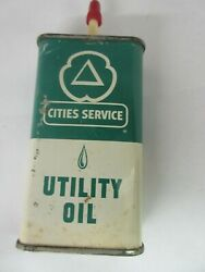 Vintage Advertising Cities Household Oiler A-430