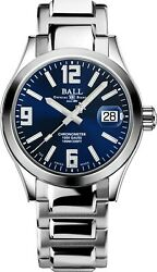 Authorized Dealer Ball Engineer Iii Pioneer 40mm Blue Dial Nm2026c-s15cj-be