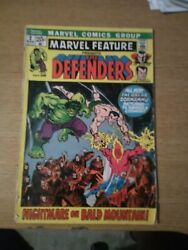 Marvel Feature 2 And 3