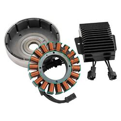 For Harley-davidson Softail 2012-2017 Cycle Electric 80 Series Charging Kit