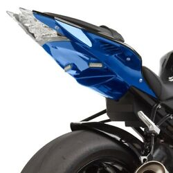 For Bmw S1000rr 12-14 Hotbodies Racing Blue Fire Abs Plastic Undertail