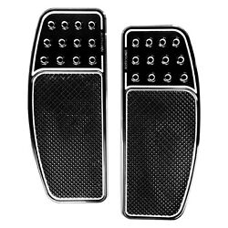 For Indian Chief 18 Driverand039s Floorboard Kit Knurled Drilled Original Style