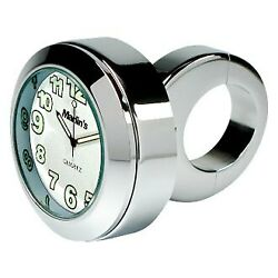 Limited Edition Jumbo Classic Adjustable Ring Style Handlebar Mount Clock