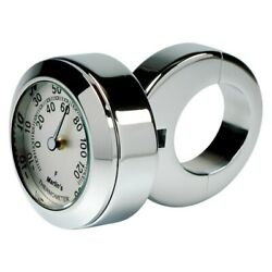 Marlinand039s 150204 Classic Adjustable Ring Style Handlebar Mount Thermometer