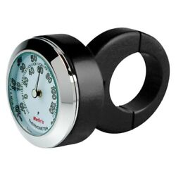 Marlinand039s 151211 Classic Adjustable Ring Style Handlebar Mount Thermometer