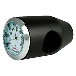 Marlinand039s 141201 Black Bullet Billet Style Handlebar Mount Thermometer