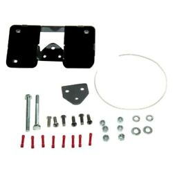 For Harley-davidson Fatboy Lo 13 Chrome Turn Signal Relocation Kit