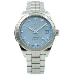 Ladies Norqain Adventure Sport N1800s81a/sm18d Blue Mother Of Pearl - 37mm