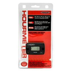 Hardline Products Resettable Hour Meter W Service Alerts For Dirt Motorcycles