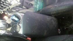 Black Center Console Lid Floor Four By Four Fits 16-19 Ford Explorer Oem