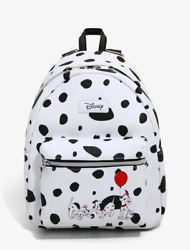 Loungefly Disney 101 Dalmatians Spotted Mini Backpack - New