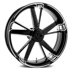 For Harley-davidson Road King 09-19 Xtreme Machine Charger Front Wheel