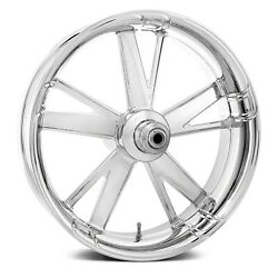 For Harley-davidson Road King 2009-2019 Xtreme Machine Charger Rear Wheel
