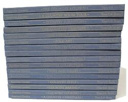 Complete Set Of 20 Time Life Books Andldquoamerican Countryandrdquo Series. Pick Up Only.