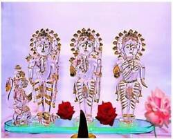 Craftfry Lord Of Ram Darwar For Use Temple Home And Office Decor Showpeice - 12 Cm