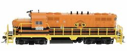 Ho Scale Intermountain Genesee And Wyoming Gp16 Dcc Sound Preorder
