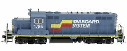 Ho Scale Intermountain Seaboard System Gp16 Dcc Sound Preorder