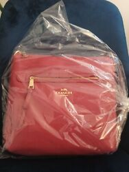 Red Coach Bag Brand New $120.00