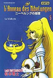 Anneau Des Nibelungen L' T5 By Matsumoto, Leiji Book The Fast Free Shipping