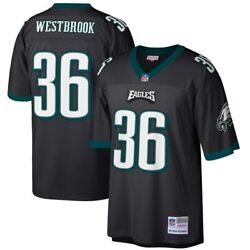 Philadelphia Eagles Brian Westbrook Mitchell And Ness 2004 Retired Legacy Jersey