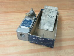 Micro Switch 51ml3 Limit Switch W/roller Lever