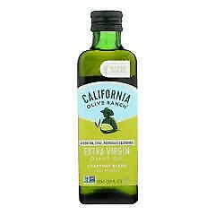 California Olive Ranch Extra Virgin Olive Oil - Everyday - Case Of 12 - 16.9 Fl