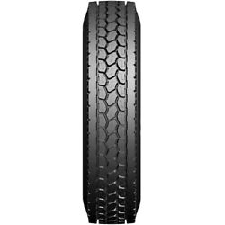 4 New Milepro Mpt20 285/75r24.5 Load H 16 Ply Drive Commercial Tires