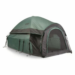 Guide Gear Compact Fully Enclosed Truck Bed Tent For 2 Person Camping Shelter