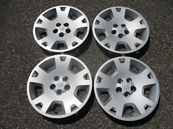 Factory 2005 To 2007 Dodge Charger Magnum 17 Inch Bolt On Hubcaps Wheel Covers
