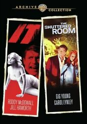 It / Shuttered Room The Dvd Movie