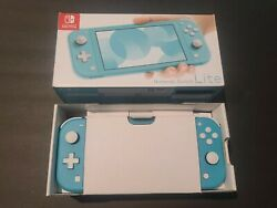Nintendo Switch Lite 32gb Handheld Video Game Console - Turquoise