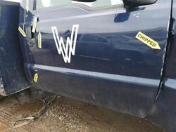 Passenger Right Front Door Manual Fits 99-07 Ford F250sd Pickup 253459