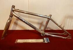 Cannondale Bmx 20 Inch Frame 90and039s Vintage Rare From Japan Free Shipping