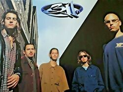 Vintage, 311 Three Eleven Rock Band Group Poster - Poster 24x36 Early 90's