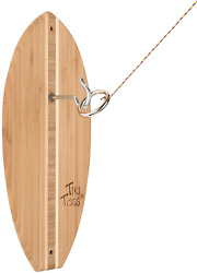 Tiki Toss Hook And Ring Toss Game Surf Editions